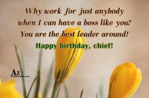 For Boss