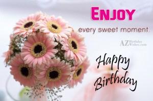 AZ Birthday Wishes