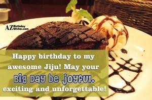 For Jiju