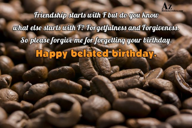 Friendship starts with F but do you know… - AZBirthdayWishes.com
