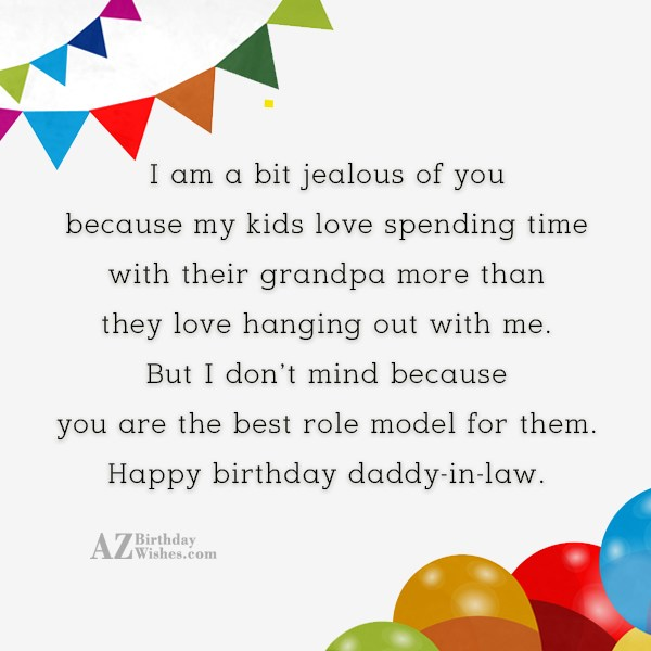 I am a bit jealous of you because my… - AZBirthdayWishes.com
