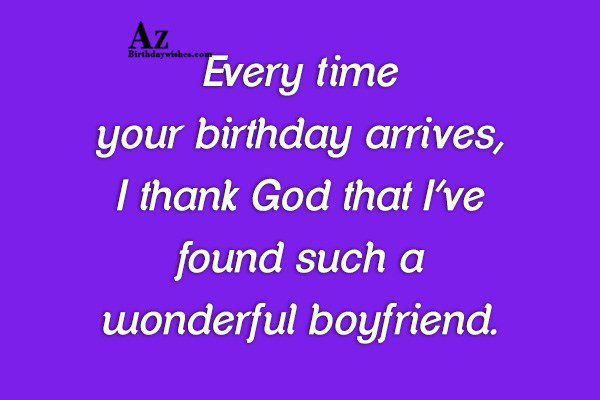 Every time your birthday arrives… - AZBirthdayWishes.com