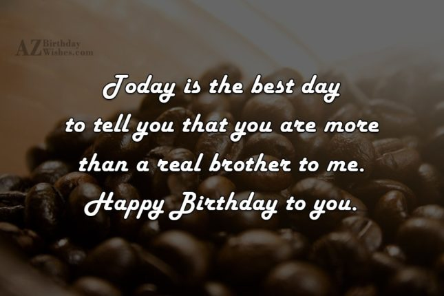 Today is the best day to tell… - AZBirthdayWishes.com