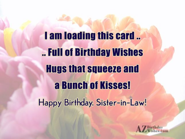 I am loading this card …. Full… - AZBirthdayWishes.com