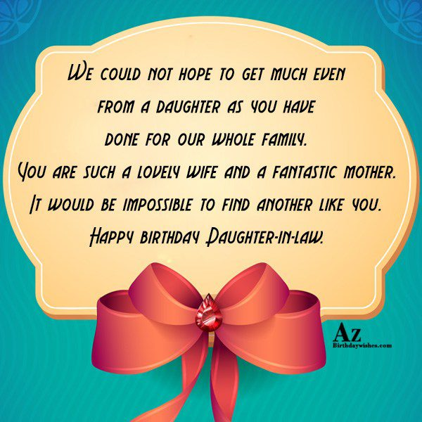We could not hope to get much even from… - AZBirthdayWishes.com