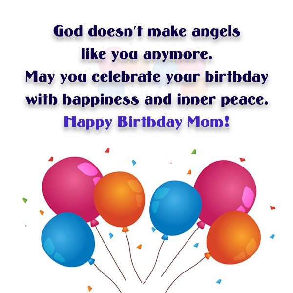 God doesn't make angels like you anymore.May… - AZBirthdayWishes.com