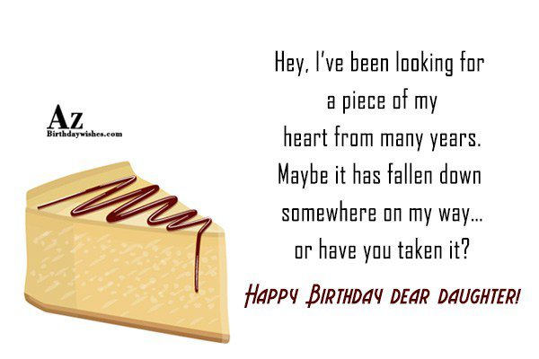 Hey I ve been looking for a piece of… - AZBirthdayWishes.com