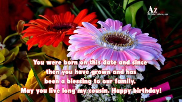 You were born on this date and since then… - AZBirthdayWishes.com