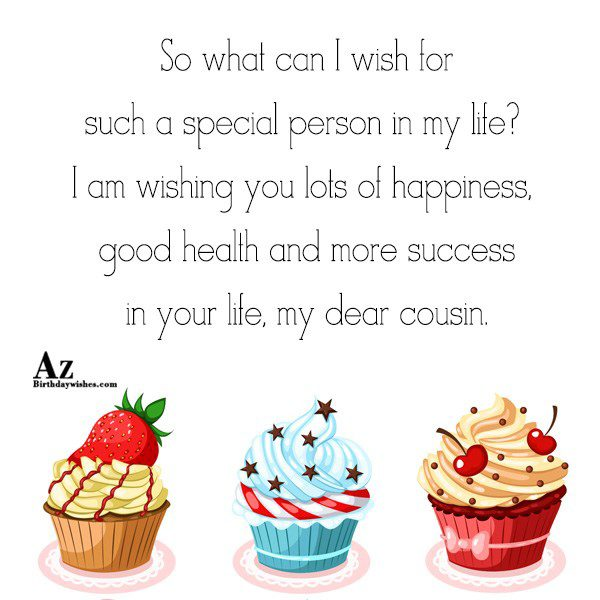 So what can I wish for such a special… - AZBirthdayWishes.com