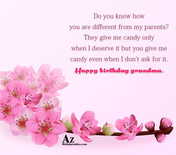 Do you know how you are different from my… - AZBirthdayWishes.com