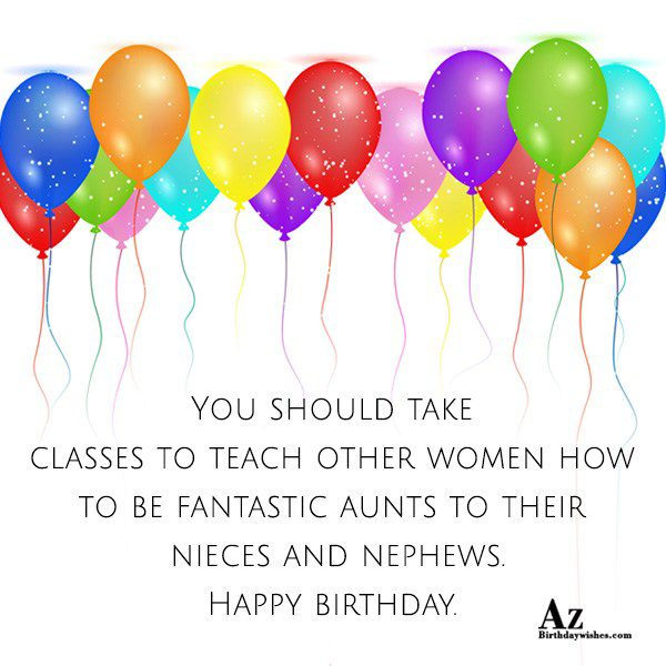 You should take classes to teach other women… - AZBirthdayWishes.com