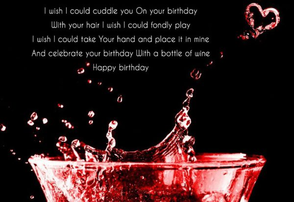 I wish I could cuddle you On your birthday… - AZBirthdayWishes.com