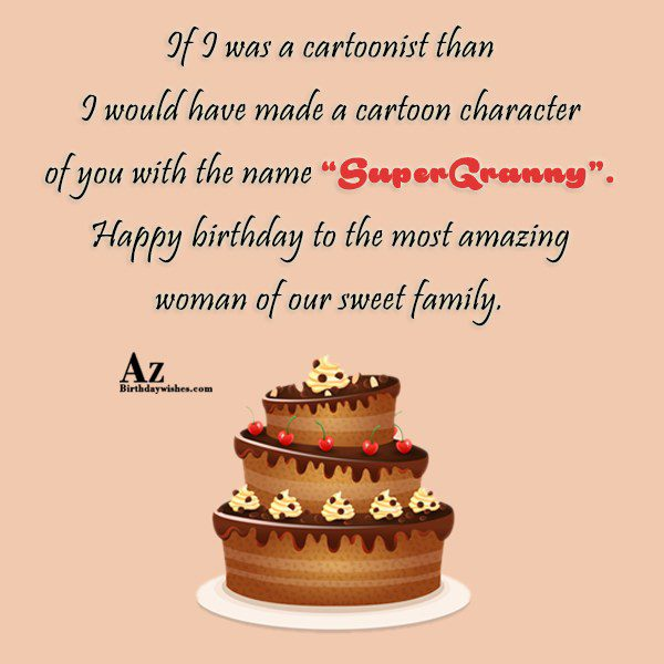 If I was a cartoonist than I would have… - AZBirthdayWishes.com