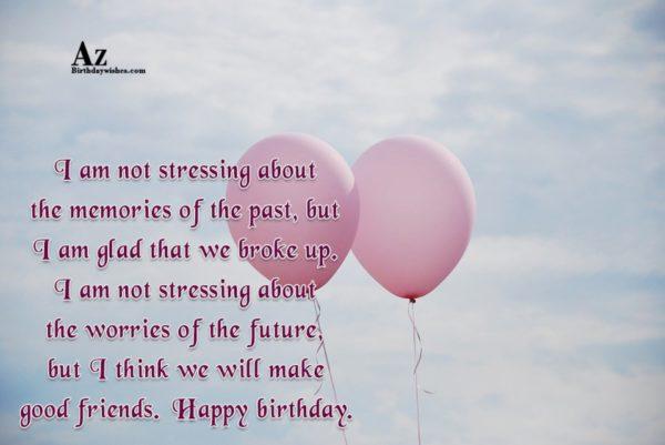 Birthday Wishes For Ex Boyfriend Page 13