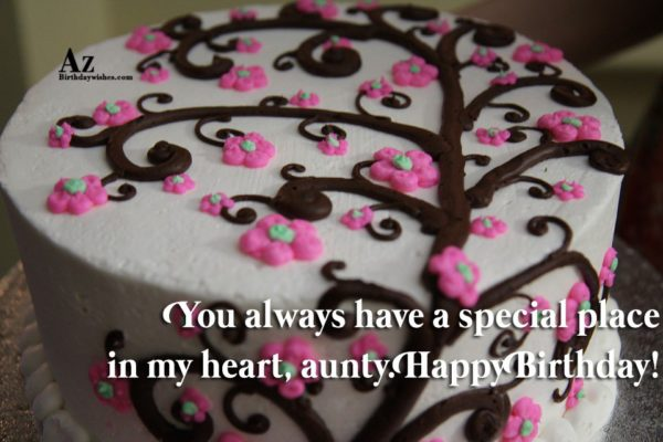 You always have a special place in my heart… - AZBirthdayWishes.com