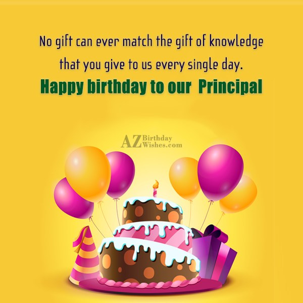 No gift can ever match the gift… - AZBirthdayWishes.com