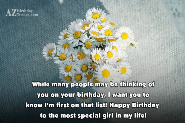 While many people may be thinking of… - AZBirthdayWishes.com