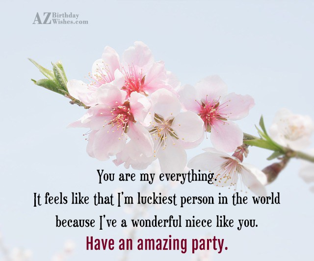 You are my everything. It feels like… - AZBirthdayWishes.com
