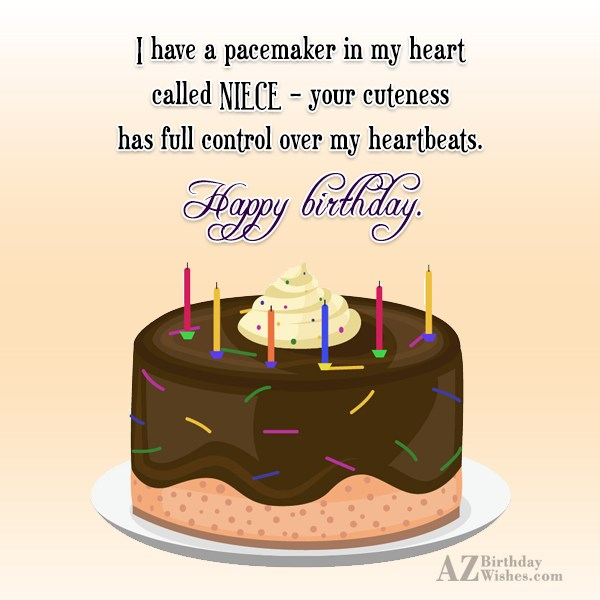 I have a pacemaker in my heart… - AZBirthdayWishes.com
