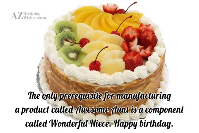 The only prerequisite for manufacturing a product… - AZBirthdayWishes.com