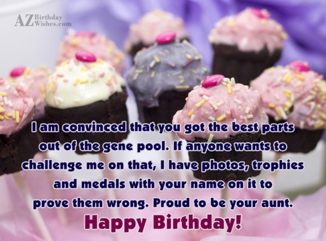I am convinced that you got the… - AZBirthdayWishes.com