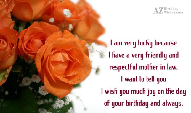I thank you because you are a… - AZBirthdayWishes.com