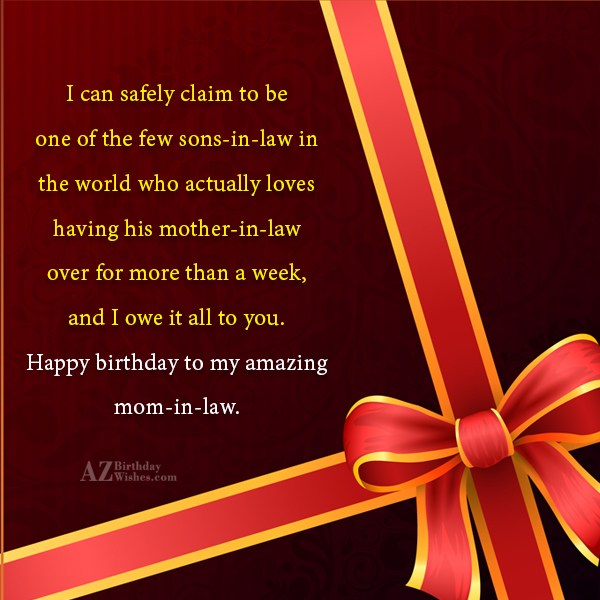 I can safely claim to be one… - AZBirthdayWishes.com