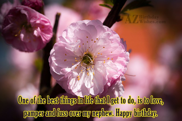 One of the best things in life… - AZBirthdayWishes.com