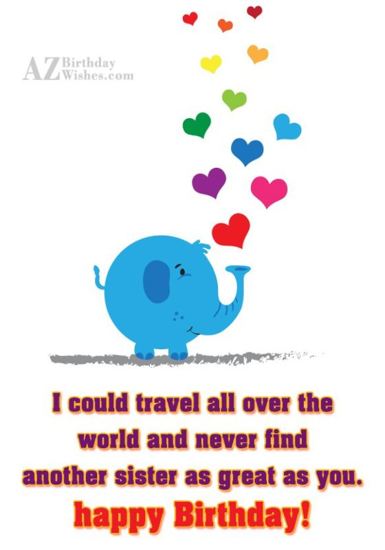 I could travel all over the world… - AZBirthdayWishes.com