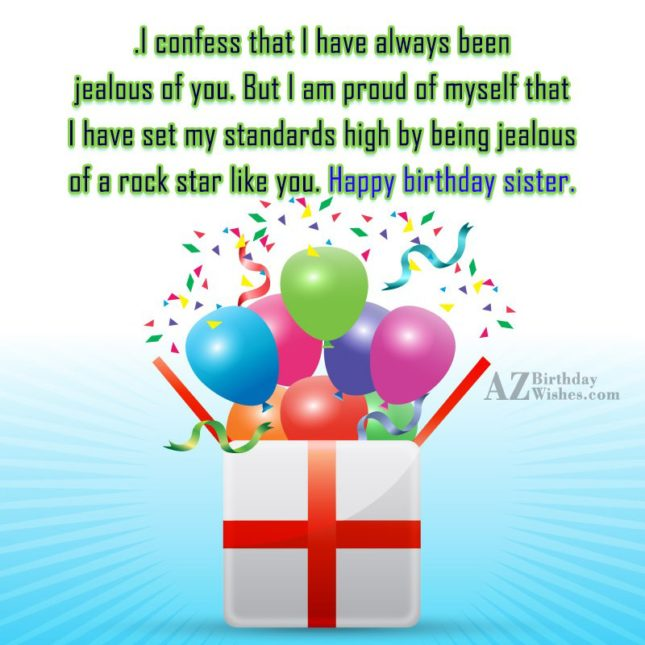 I confess that I have always been… - AZBirthdayWishes.com