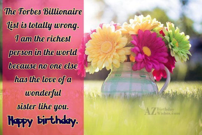 The Forbes Billionaire List is totally wrong…. - AZBirthdayWishes.com