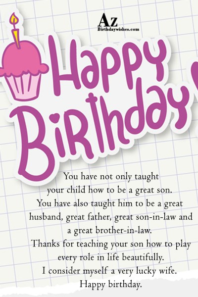 Birthday Wishes For Ex Father In Law