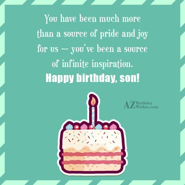You have been much more than a… - AZBirthdayWishes.com