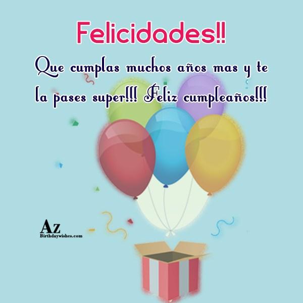 Felicidades que cumplas muchos a os mas y te la - Feliz cumpleanos en catalan ...