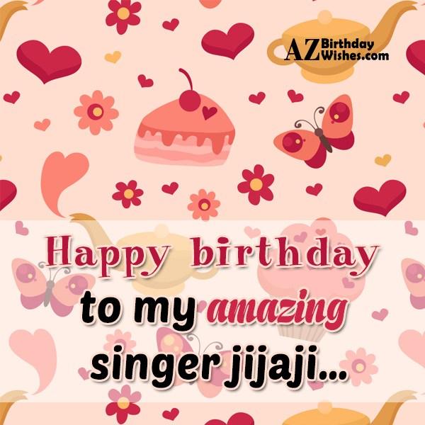 Birthday Wishes For Jiju, Jija Ji