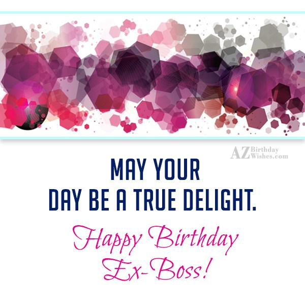 Happy Birthday To Boss Quotes: Birthday Wishes For Ex-Boss
