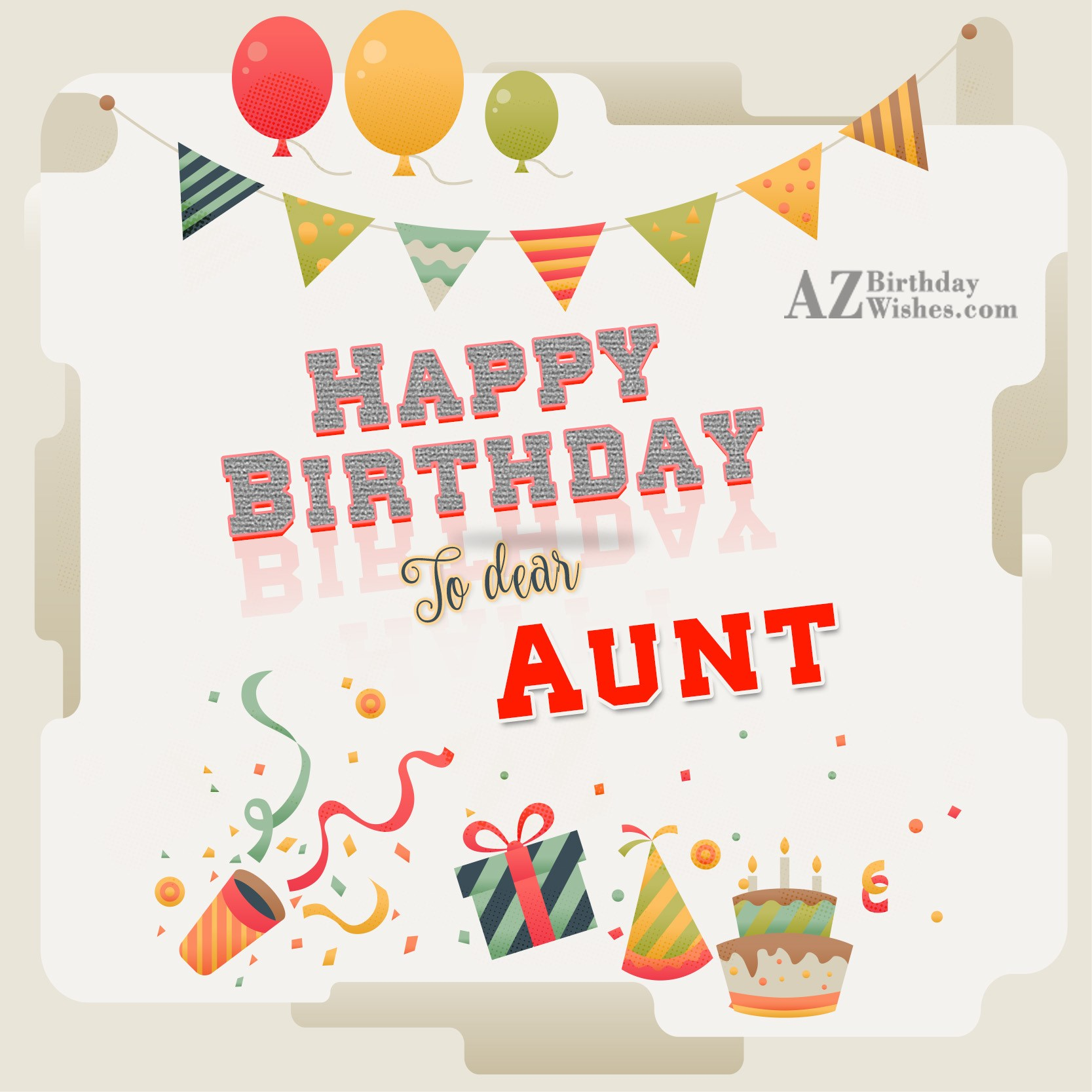 Birthday Wishes For Aunt Page 2