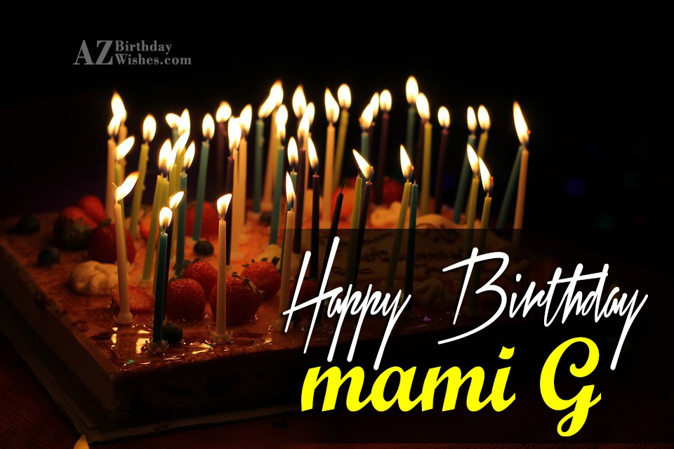 Birthday Wishes For Mami Ji Page 2