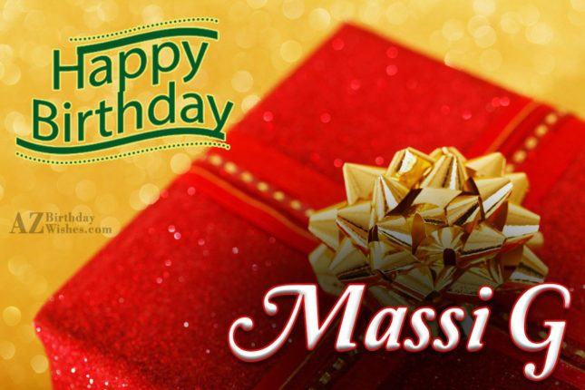 I hope all your dreams come true happy birthday massi ji - AZBirthdayWishes.com