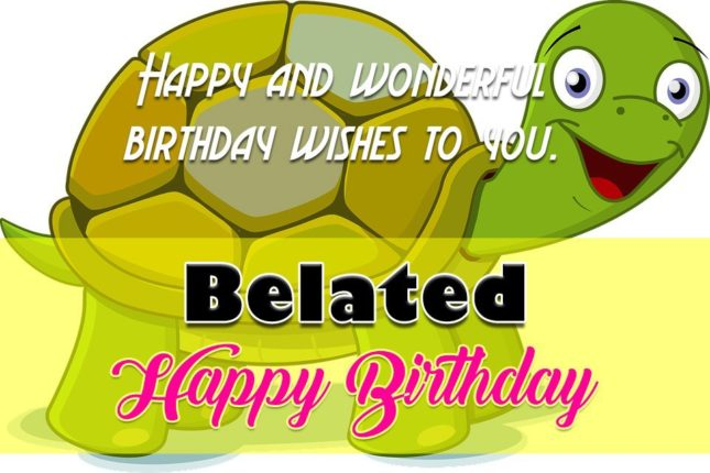 Happy and wonderful wishes … - AZBirthdayWishes.com