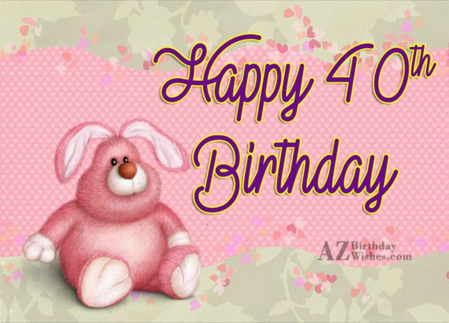 Wishing a very happy birthday… - AZBirthdayWishes.com