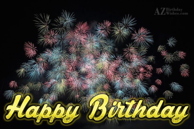 Birthday wishes… - AZBirthdayWishes.com