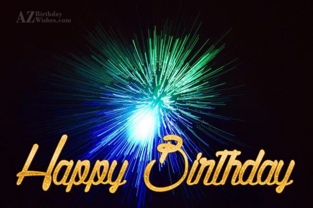 Wishing Happy Birthday… - AZBirthdayWishes.com