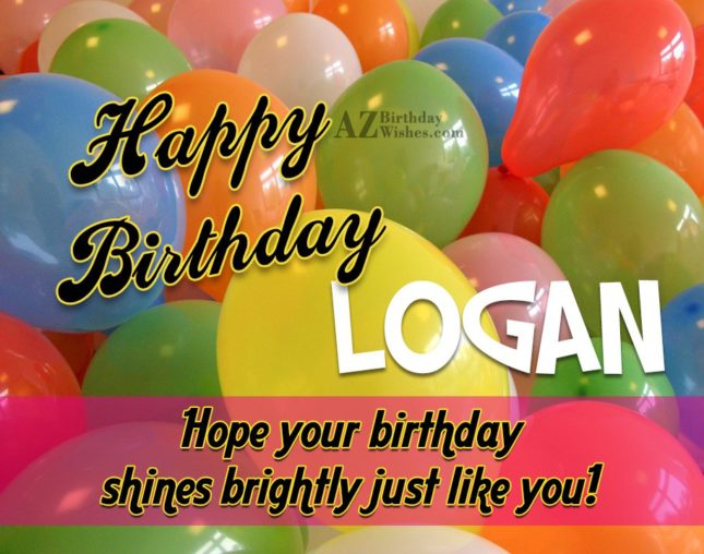 Happy Birthday Lagan - AZBirthdayWishes.com