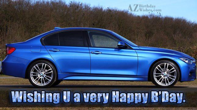 Wishing you a very happy birthday… - AZBirthdayWishes.com