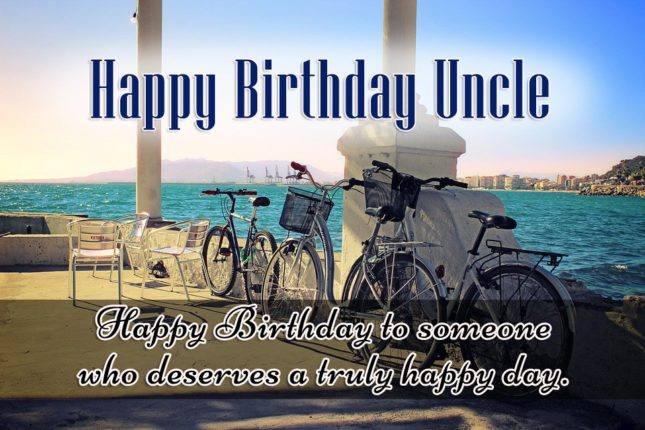 Happy Birthday Uncle… - AZBirthdayWishes.com