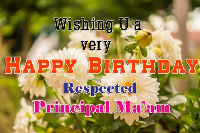 Wishing you a very happy birthday respected… - AZBirthdayWishes.com