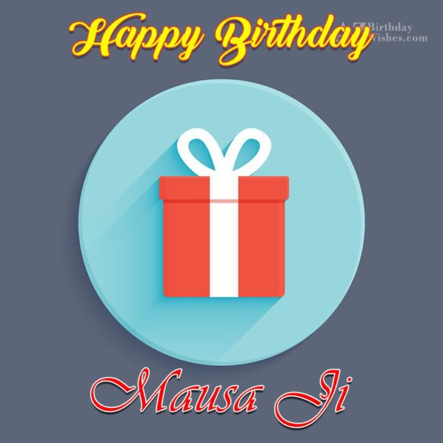 Happy birthday Mausa g… - AZBirthdayWishes.com