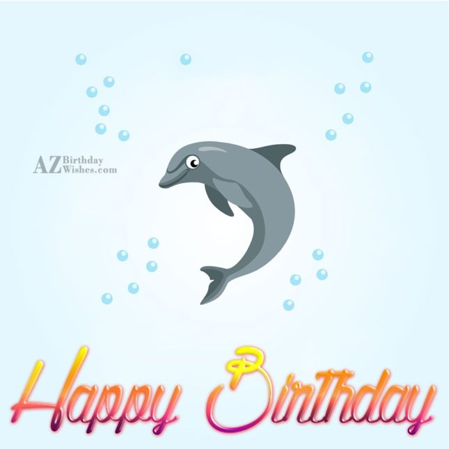Happy birthday… - AZBirthdayWishes.com