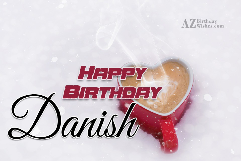 how to say happy birthday in danish
